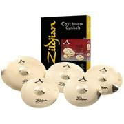 Zildjian A2057911 A Custom Series Box Cymbal Set