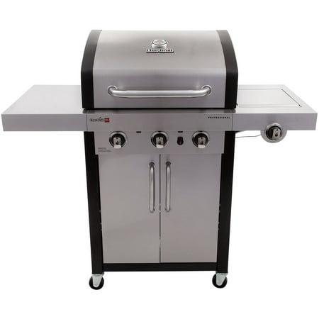 Char Broil Professional Ir 420 3 Burner Gas Grill