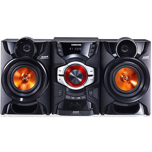 Samsung MX-E630 160W 2-Channel Mini Stereo System