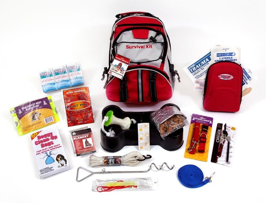 Guardian SKDG Dog Survival Kit by Guardian Survival Gear