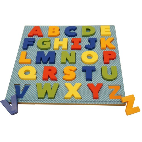 Alphabet Puzzle by Shanghai Hong Xin Wooden Arts & Craft Ltd. Shenzhen Branch