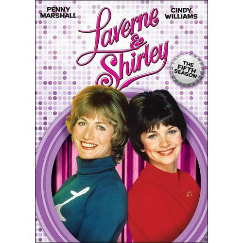 Laverne & Shirley: The Fifth Season (Full Frame)