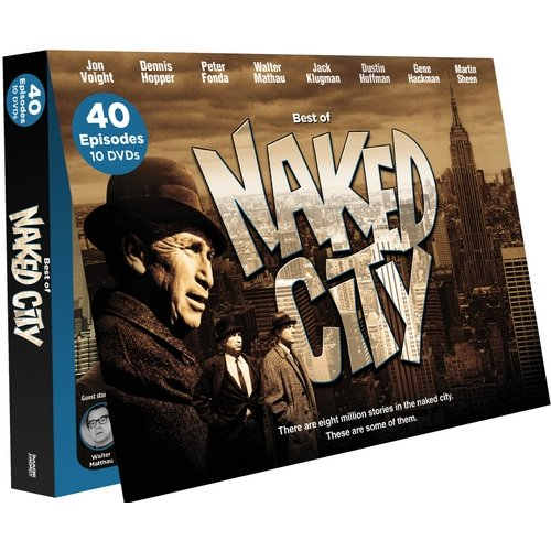 Best Of Naked City (10-Pack)