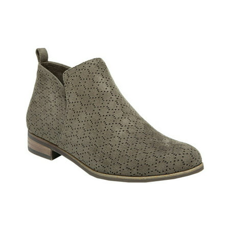 Womens Dr. Scholls Rate Ankle Bootie