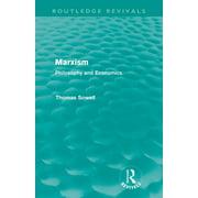 Marxism (Routledge Revivals) : Philosophy and Economics (Paperback)
