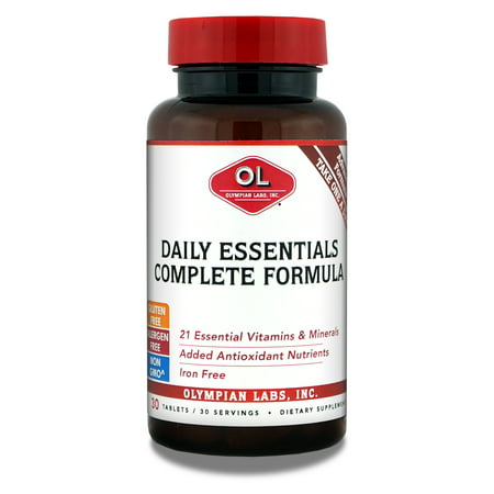 30ct Capsule - Olympian Labs-Daily Essentials Complete Formula, 30ct
