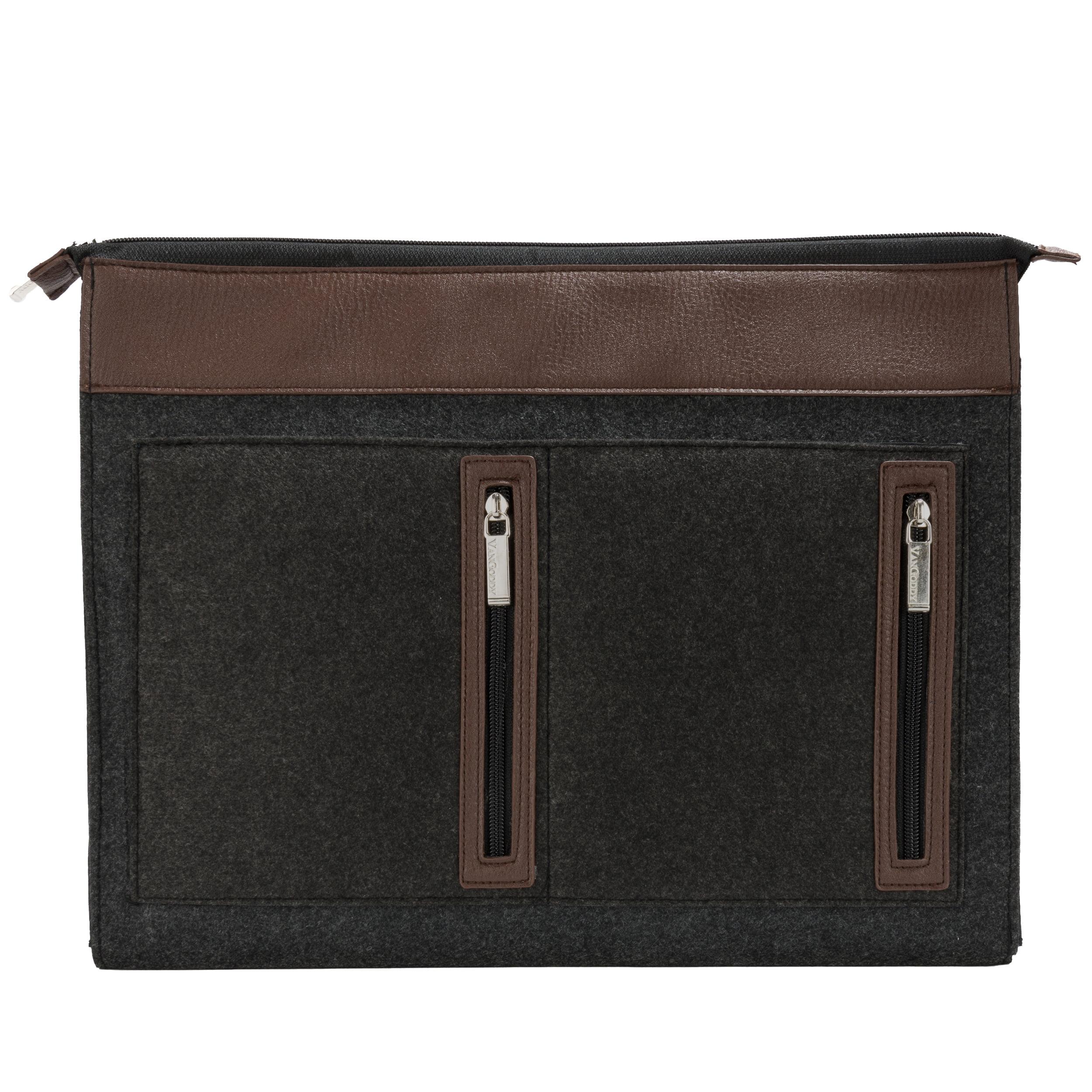 Exo Trim Protective Wool Felt Laptop Sleeve for APPLE, ACER, ASUS, DELL, LENOVO