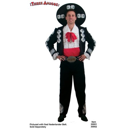 the three amigos deluxe costume adult