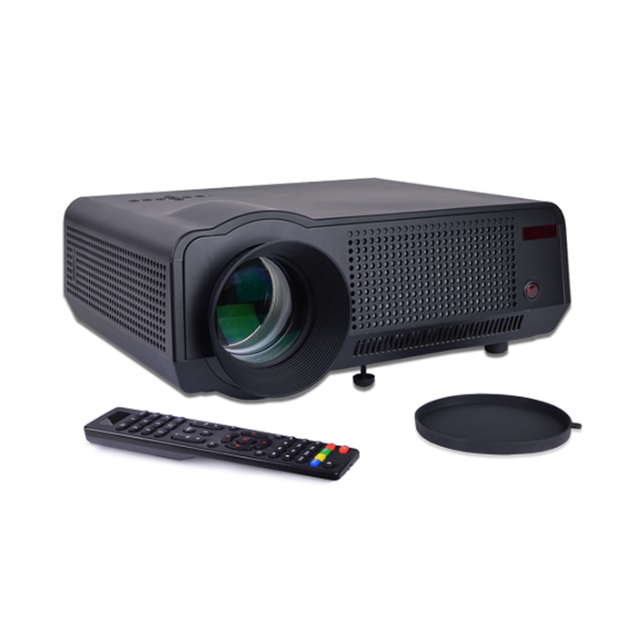 "LED Video Projector HDMI 1080p 2700 Lumens 60""-120"" Movie..."