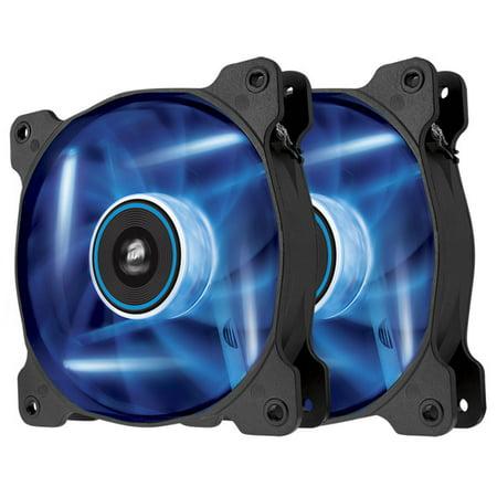 Corsair CO-9050031-WW SP120 Air Series 120mm Blue LED Case Fan Dual Two (2) Pack
