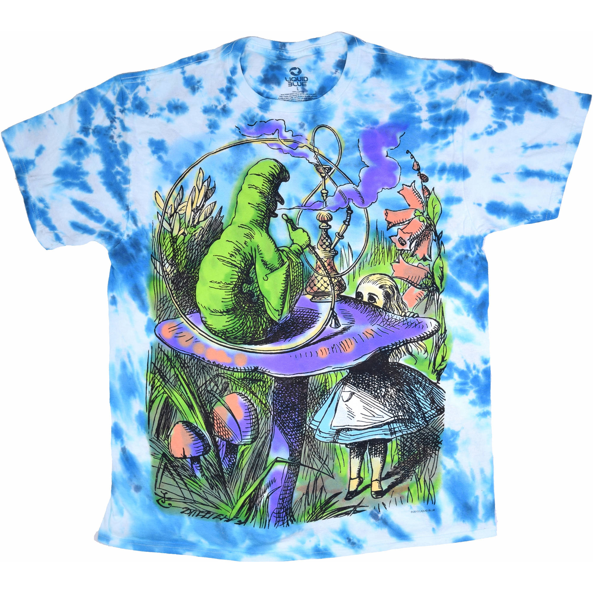Wonderland Big Men's Graphic Tee
