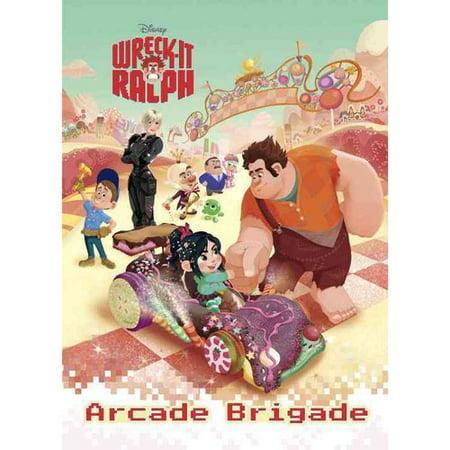 Arcade Brigade
