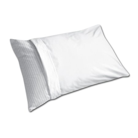 Image of Levinsohn Textile Company FRE103XXWHIT0 Allergy Relief Pillow Protectors