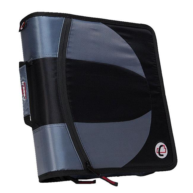 Dual Ring Binder, 1.5 in. - Black