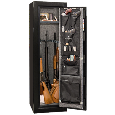 LIBERTY SAFE & SECURITY PROD Gun Safe Accessory Door Panel, Model 12, 10 x 40-In. by LIBERTY SAFE & SECURITY PROD