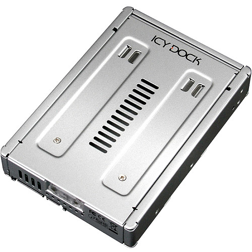 "Icy Dock MB982SP-1s 2.5"" to 3.5"" SATA Drive Converter"