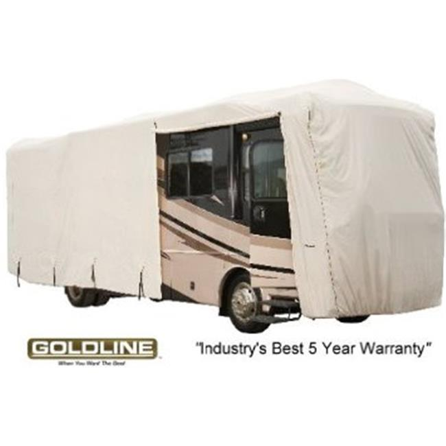 Eevelle GLRVA3032G Goldline Cover Class A Motor Home - Grey