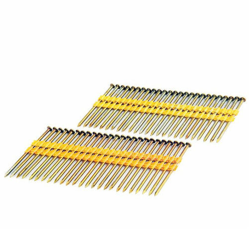 Freeman FR-131-3B 3 in. x 0.131 in. Smooth Shank Framing Nails (2,000-Pack)