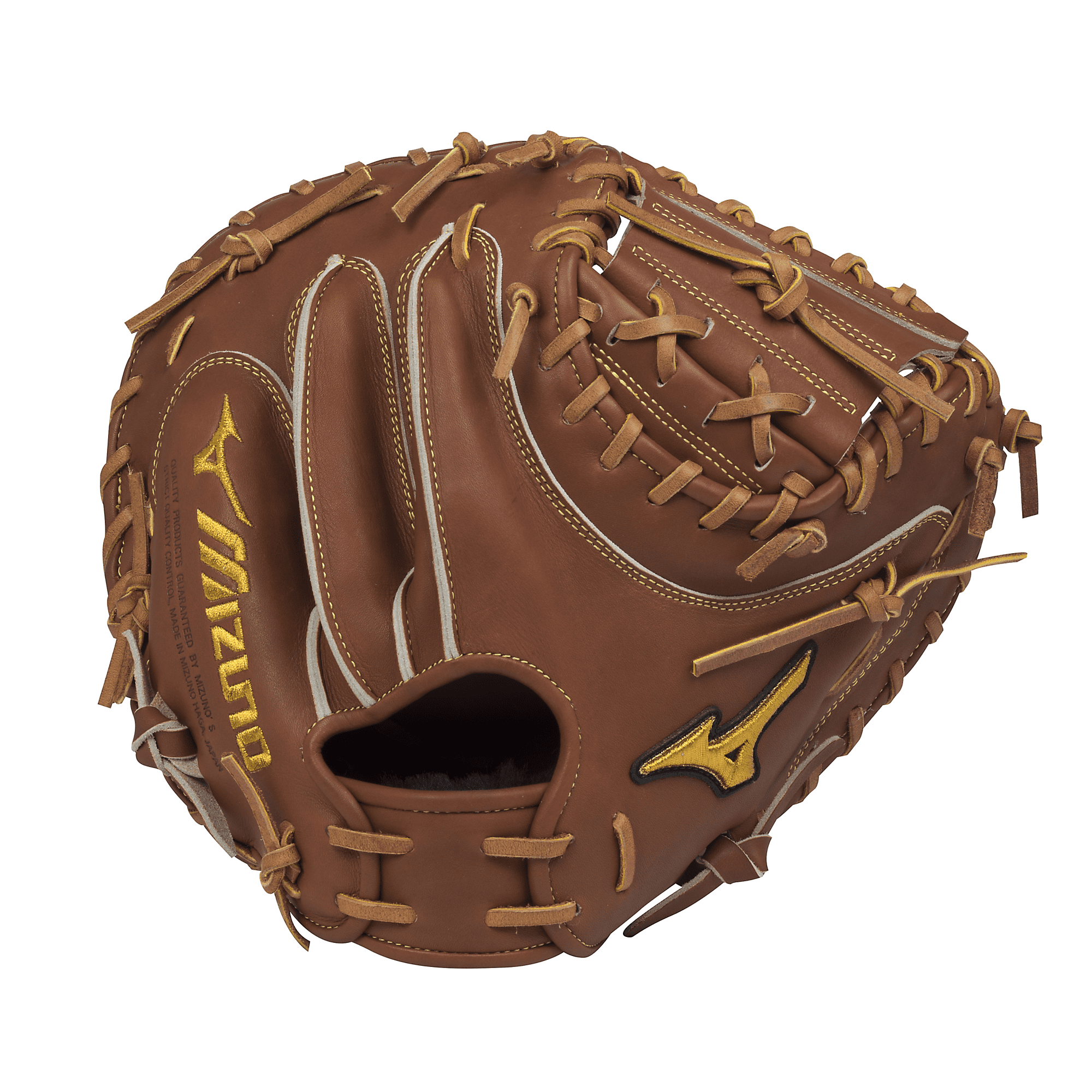 Mizuno Pro Limited Edition Baseball Catcher's Mitt 33.5 ...