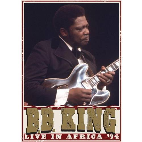 BB King: Live In Africa '74 (Music DVD) by