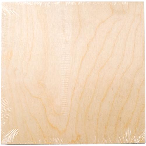 "Wood Canvas Panel 10""X10""-"