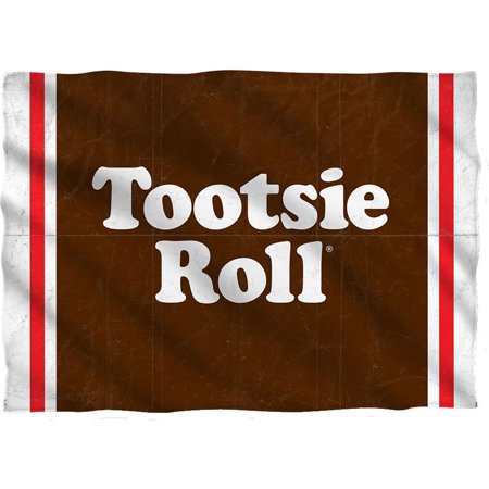Tootsie Roll Pillowcase (Tootsie Roll Costume Kids)