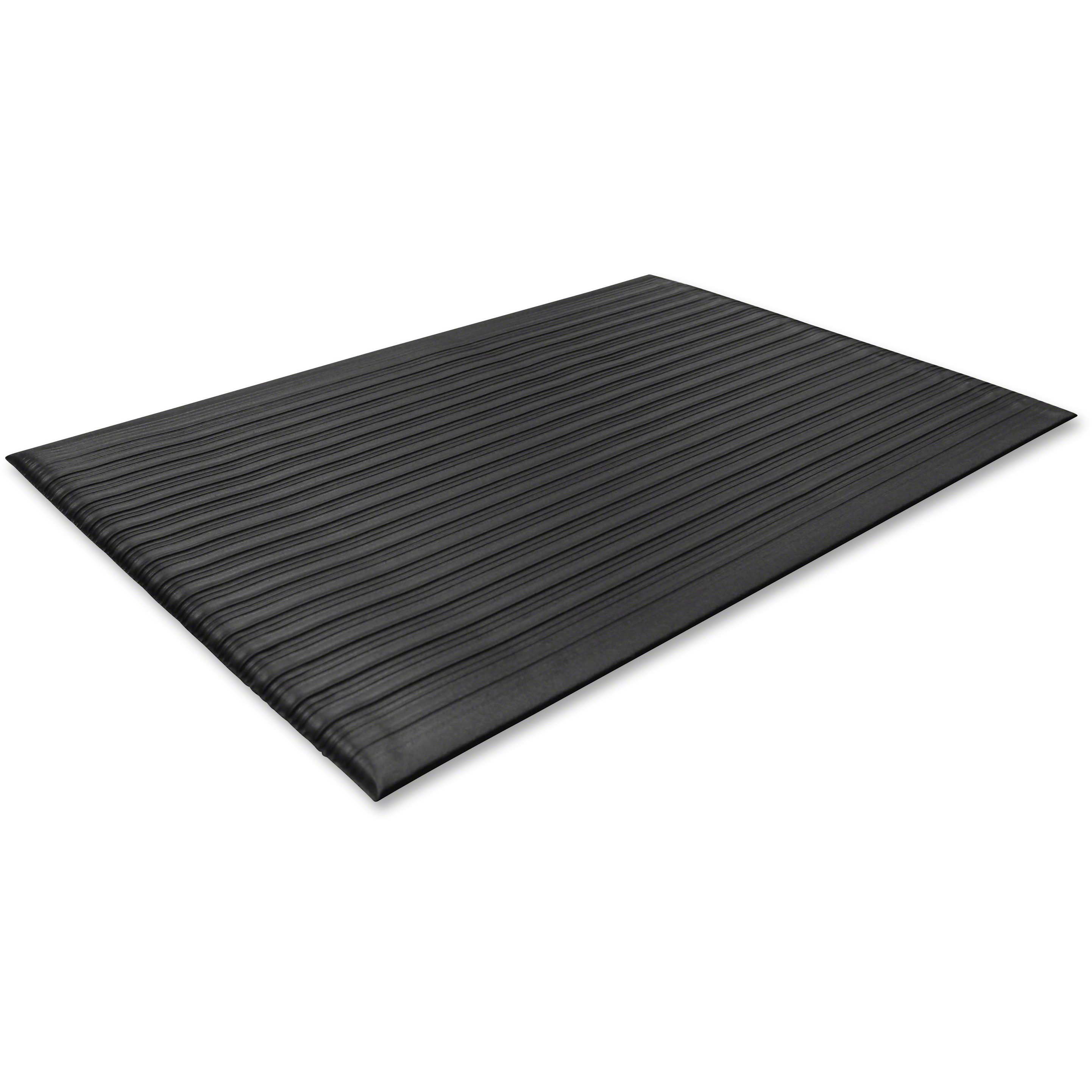 Guardian Air Step Anti-Fatigue Mat, 24 x 36, Black