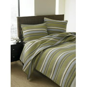 Stone Cottage Fresno Multi Green Quilt Set, Full/Queen