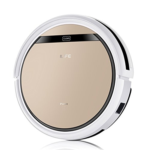 ILIFE V5s Pro 2-in-1 Vacuuming & Mopping Robot Vacuum