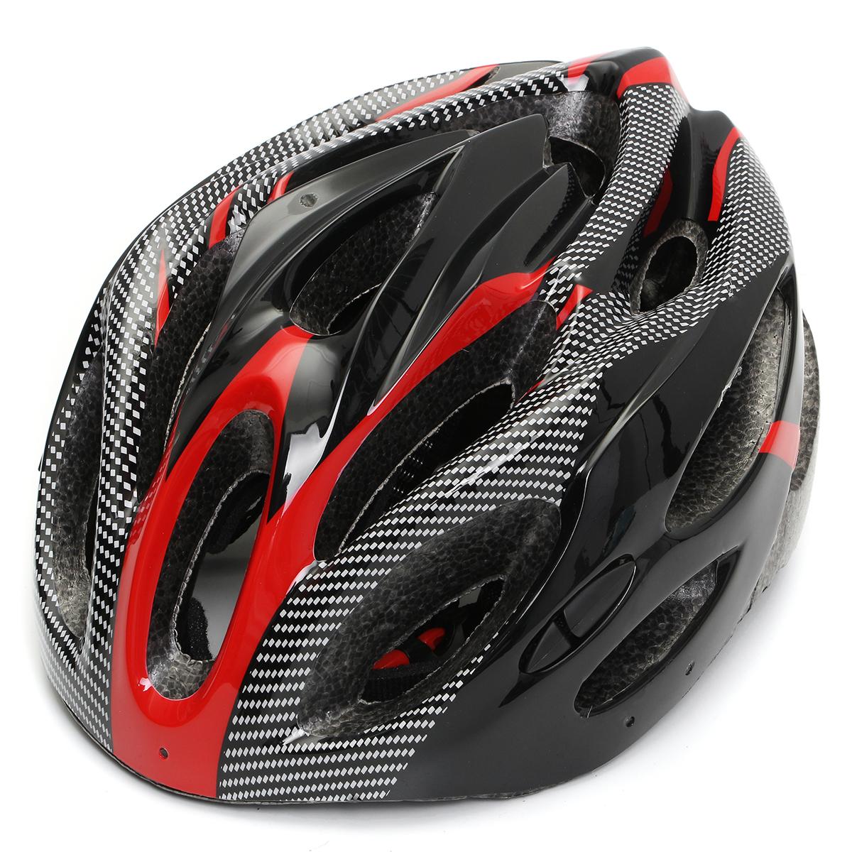 Mountain Bike Road Helmet Adjustable Mens Womens Adult Sport Cycling Bicycle