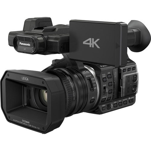 Panasonic HC-X1000 4K DCI Ultra HD Full HD Camcorder by Panasonic