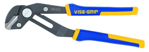 """Vise Grip 4935095 8"""" Straight Jaw Groovelock Plier by Vise Grip"""