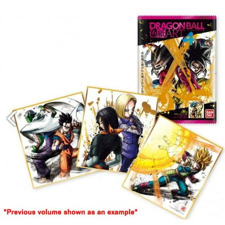 DBZ Dragonball Card Game: Volume 5 Bandai Shikishi Art (10ct)](Piccolo Dbz)