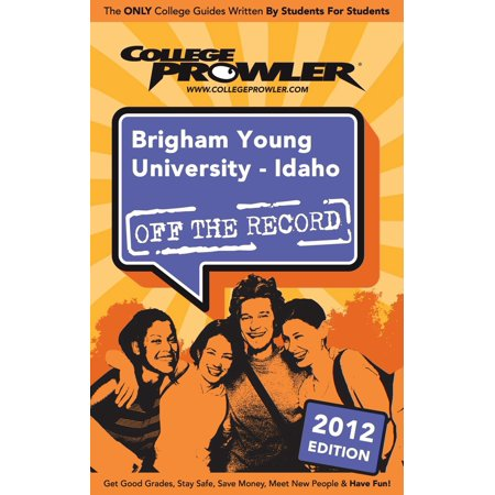Brigham Young University: Idaho 2012 - eBook