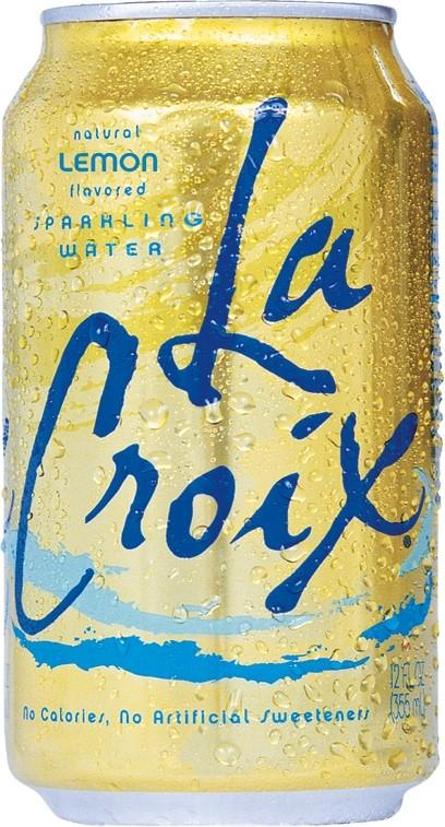 La Croix Sparkling Water Lemon Flavored 12 CT by LaCroix