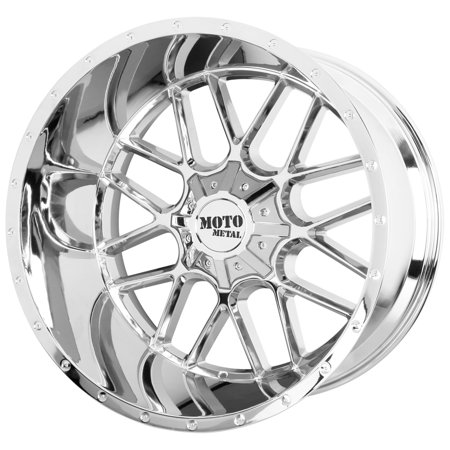Metal Wheel - Moto Metal MO986 Siege 22x10 5x5