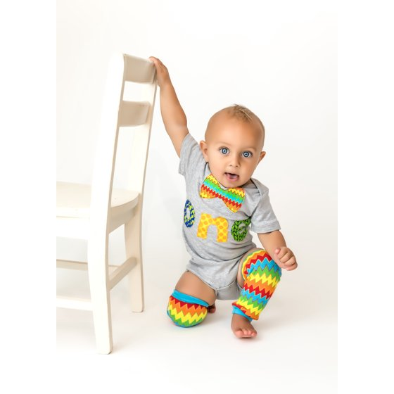 ed0858a5f Birdy Boutique - 1st Baby Boys First Birthday Monsters Onesie Fun ...