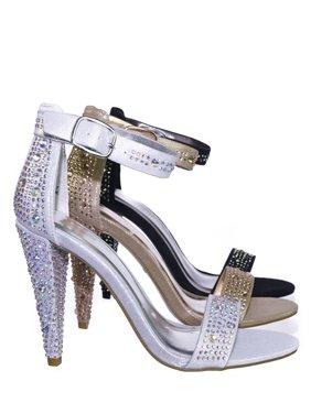 13e4364c26fc2 Gold Bamboo Womens Sandals - Walmart.com