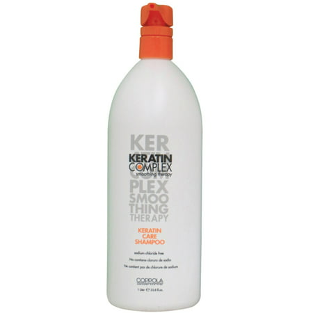 Copomon Keratin Complex Smoothing Therapy Shampoo, 33.8 (Therapy Smoothing Shampoo)