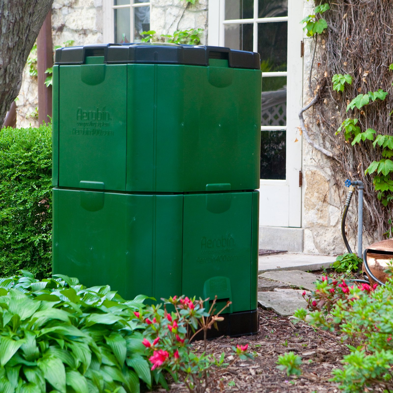 Exaco 123 Gallon Aerobin 400 Insulated Compost Bin