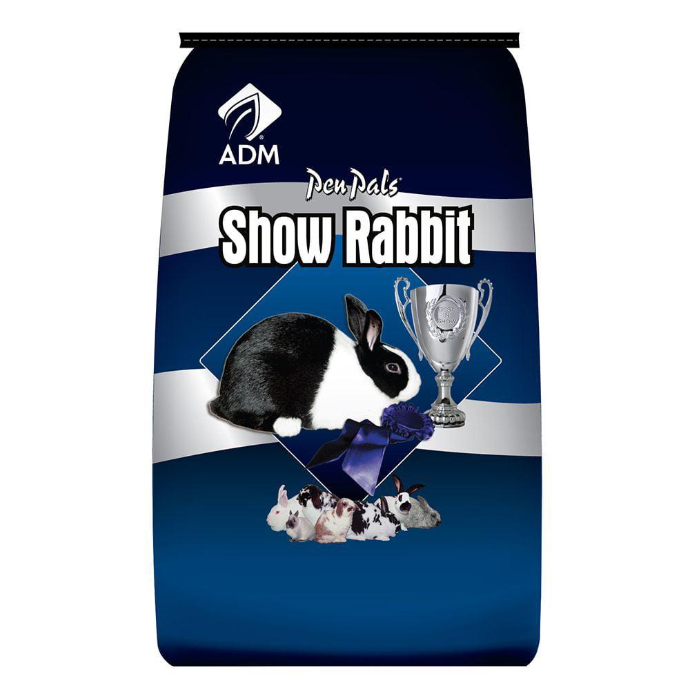 ADM ANIMAL NUTRITION 50LB Show Rabbit Pellet 81657AAAE4 by ADM ANIMAL NUTRITION