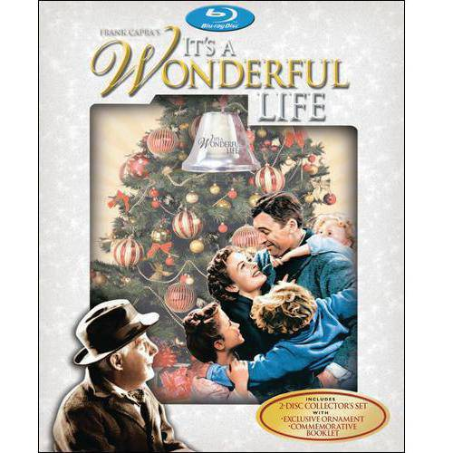 It's A Wonderful Life Giftset (With Christmas Bell Ornament) (2-Disc) (Blu-ray) (Full Frame)
