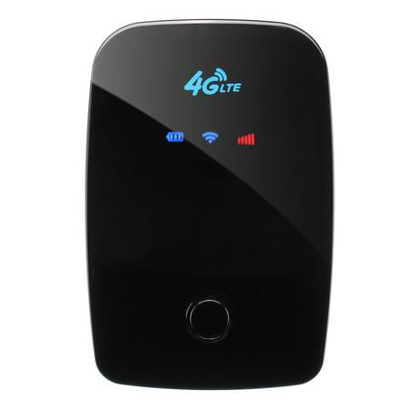 150Mbps 4G/3G LTE Mobile WiFi Pocket Secure Hotspot Router WIFI USB WPS Smart Modem Universal Portable,
