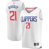 Patrick Beverley LA Clippers Fanatics Branded Fast Break Player Jersey - Association Edition - White