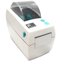 Refurbished Zebra 282P-201110-000 2824 Plus Thermal Label Printer - 4-inch/second Mono - 203 dpi - Serial, USB