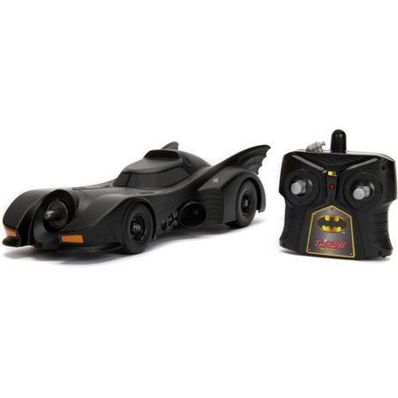 Hollywood Rides 1:16 RC- Batman 1989 Batmobile ()