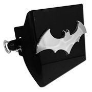 Batman 3-D ABS Plastic Trailer Hitch Cover with Pin Included
