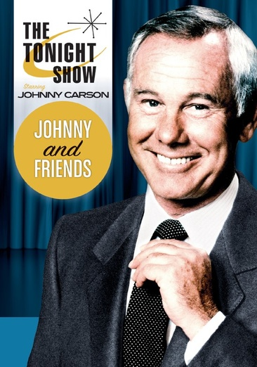 Tonight Show Starring Johnny Carson-johnny & Friends [dvd 10 Disc] (Weades Moines Video) by Weades Moines Video