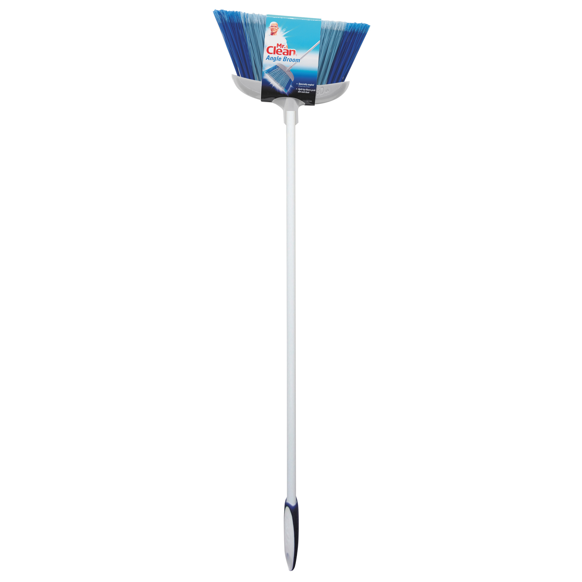 """Mr. Clean Deluxe Angle Broom, 5 1 2"""" Bristles, 55.37\ by BUTLER HOME PRODUCTS"""