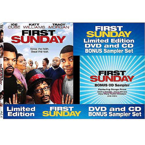 First Sunday (DVD + CD Sampler) (Widescreen)